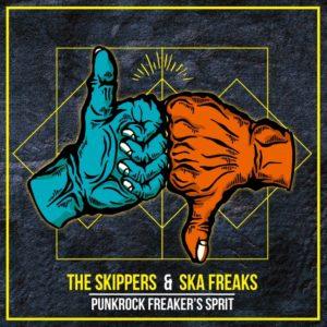 """SPLIT ALBUM """"PUNKROCK FREAKER'S SPIRIT"""""""